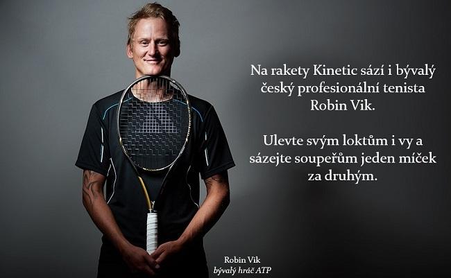Robin Vik ProKennex Kinetic
